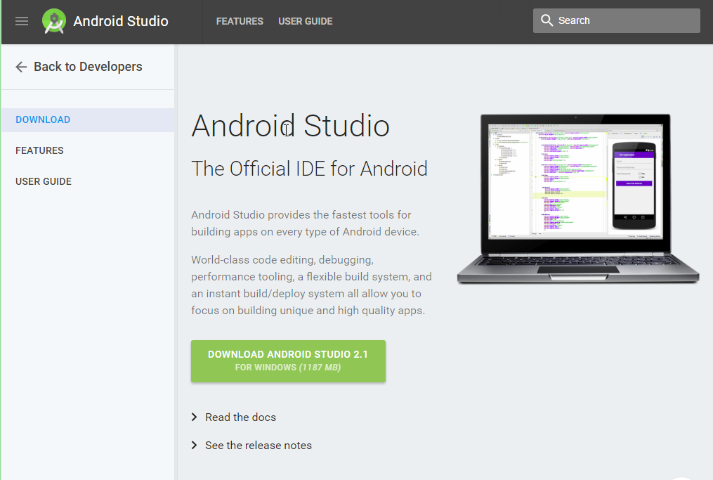 SnapCrab_Download Android Studio and SDK Tools Android Studio - Google Chrome_2016-7-18_0-20-14_No-00