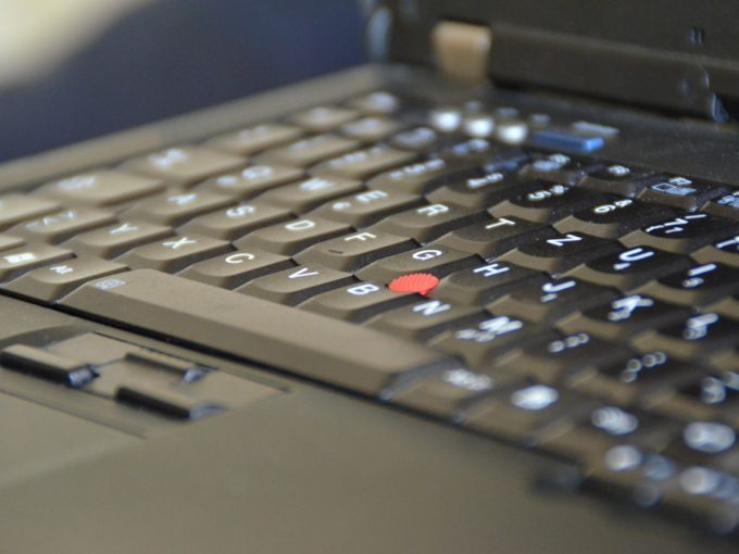 ThinkPad x200sのバッテリーを交換