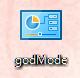フォルダ名変更後(GodMode有効)