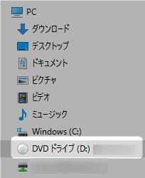DVDドライブが増える