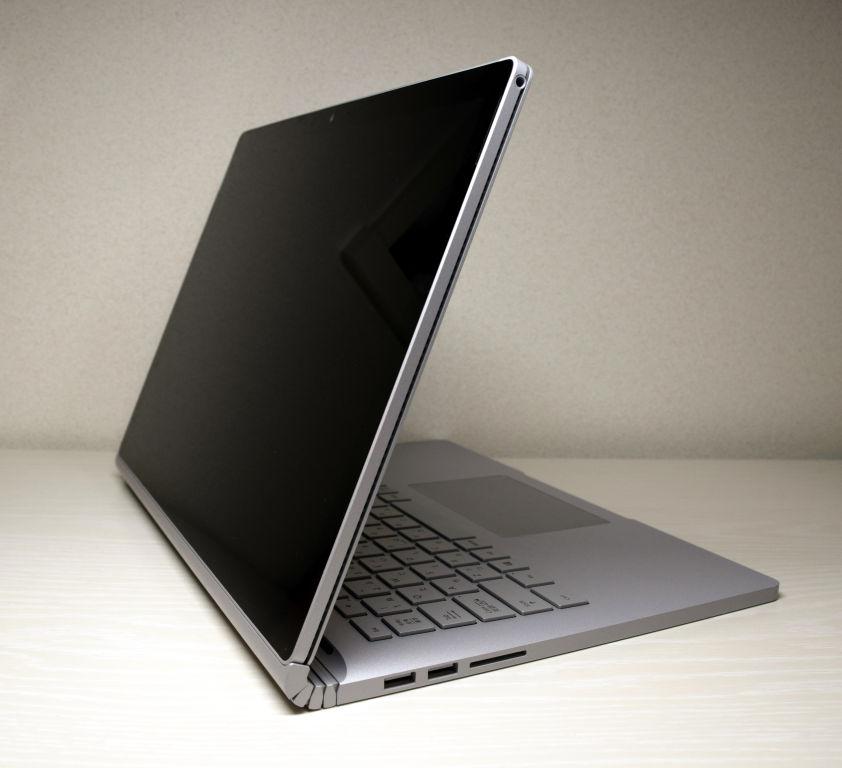 Surface Book 2 ビューモード