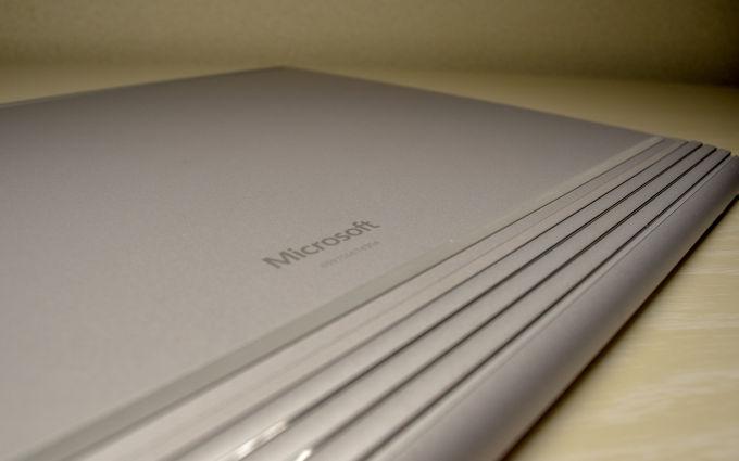 レビュー microsoft surface book 2 13 5インチ版 有限工房