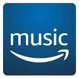 Amazon Musicアプリのアイコン
